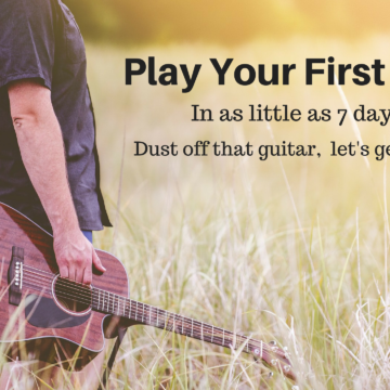 Play your first song