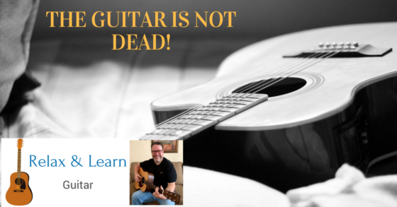 The guitar is not dead